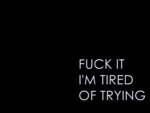 Frustraties